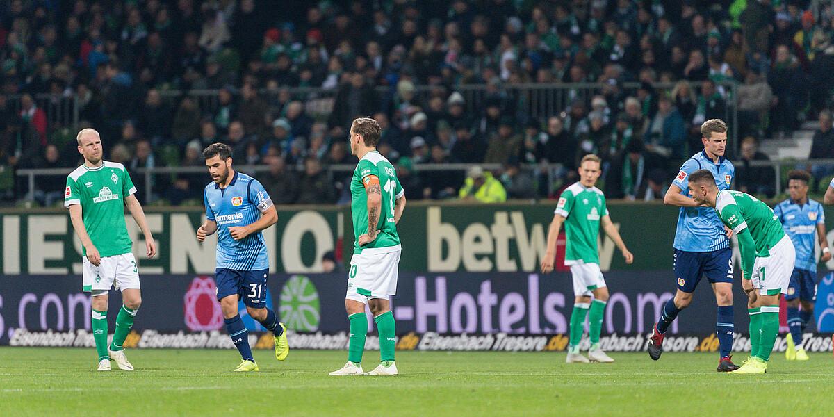 Wo Wird Werder Leverkusen übertragen
