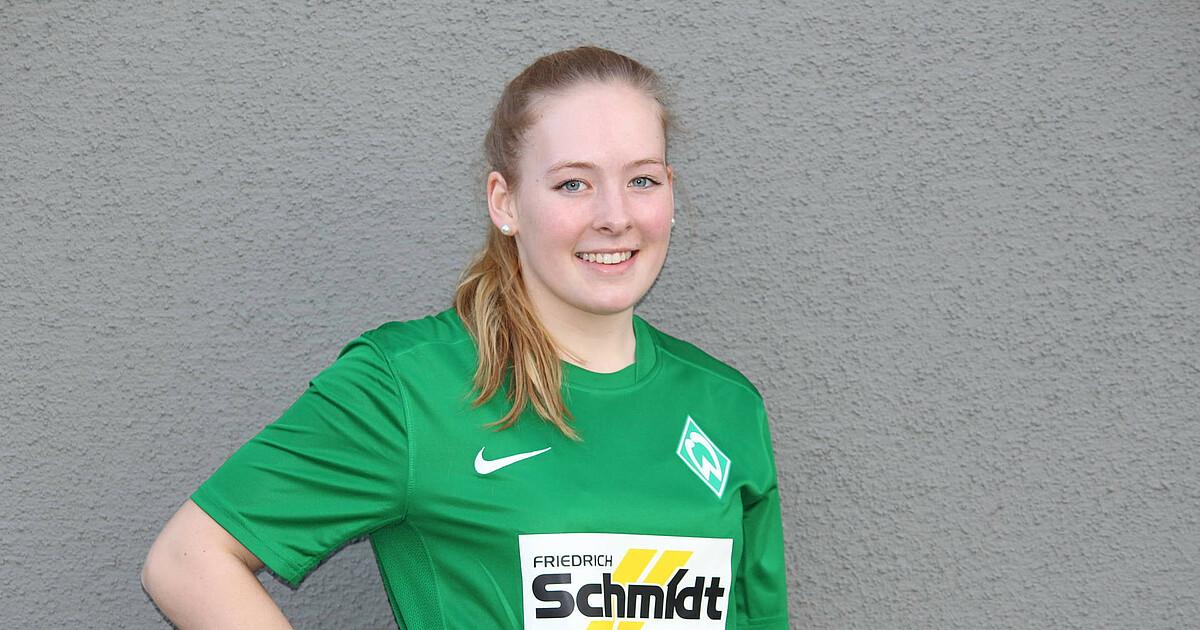 Werder verpflichtet Katharina Meier