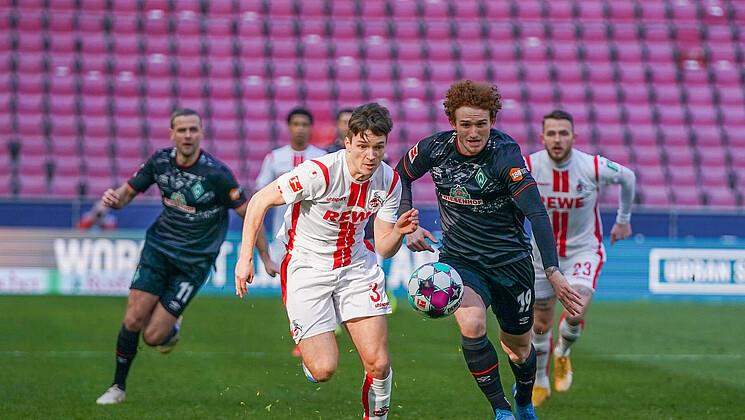Köln Werder 2021