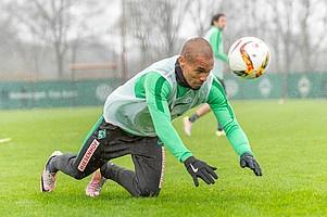 Mit Köpfchen: Seit seiner Ankunft bei Werder hat kein anderer Verteidiger in der Bundesliga mehr Kopfballtore erzielt als der Tscheche (Foto: nordphoto).