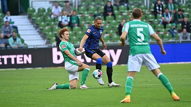 Werder Bremen Trikot 2021/21
