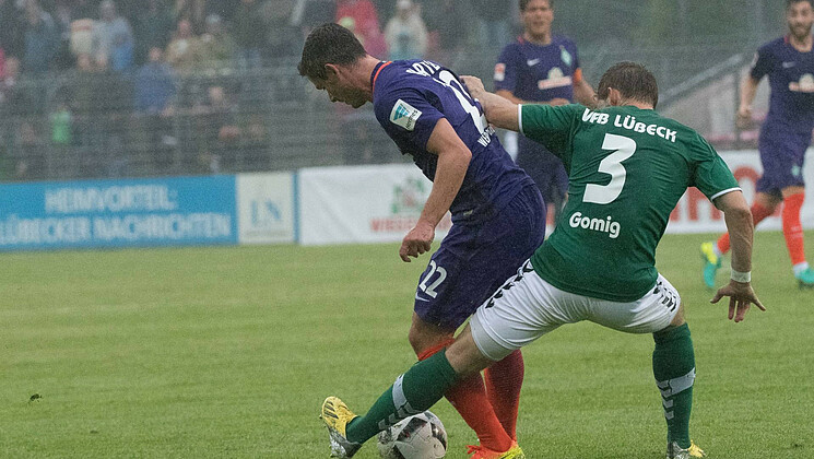 Vfb LГјbeck Werder Bremen